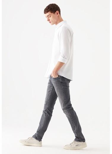 Mavi Jake Mavi Black  Jean Pantolon Gri